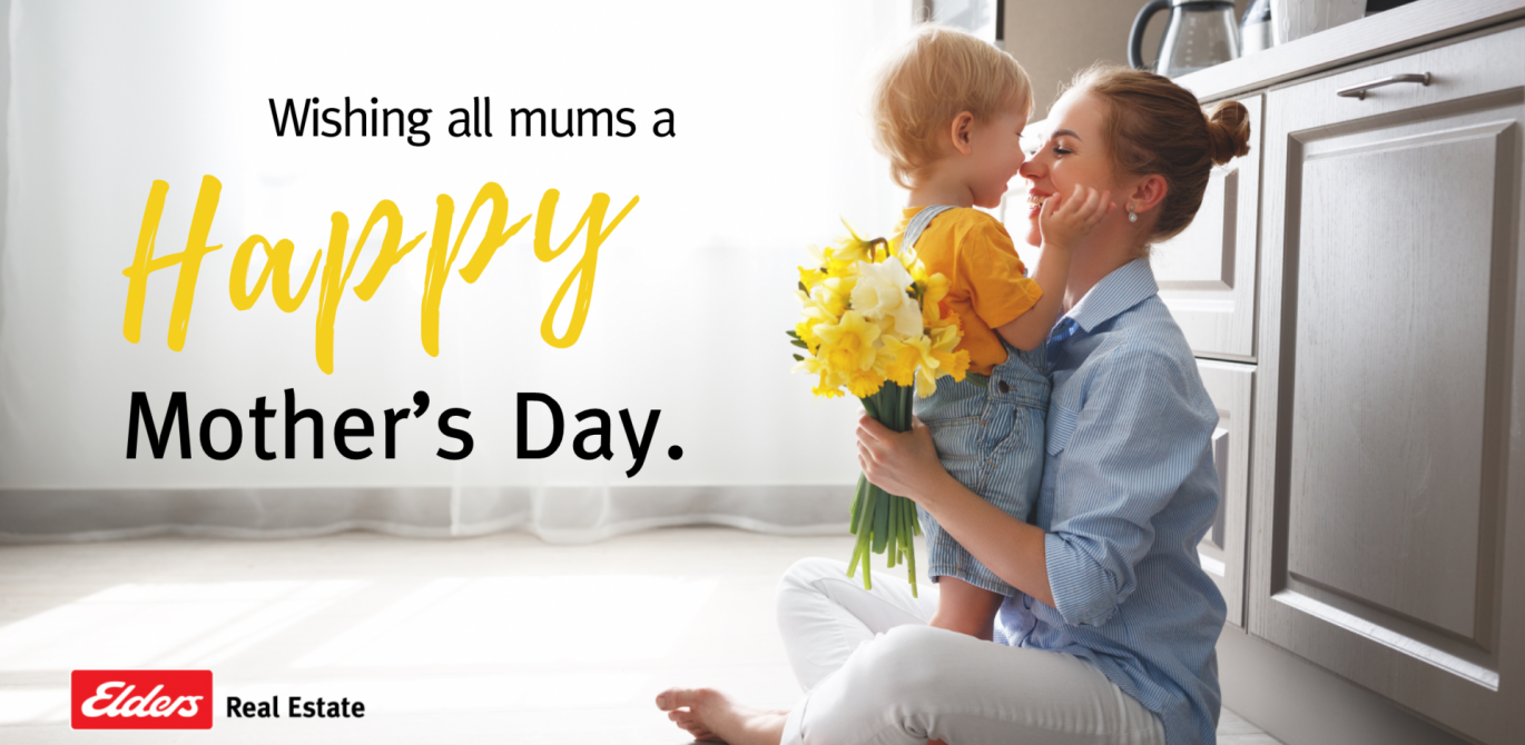 We wish all mums a very special Mother's Day