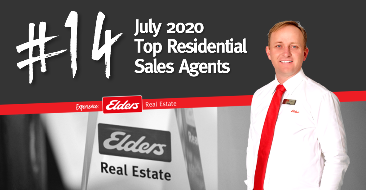 Ashley Hollingsworth ranked #14 in Australia for Residential Sales – July 2020